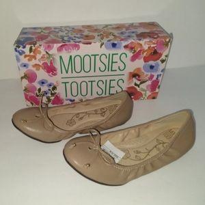 Mootsies Tootsies Ballerina Flats Size 6